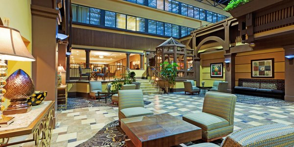 Crowne Plaza Hotel Washington Dc - Rockville